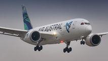 F-OLRC - Air Austral Boeing 787-8 Dreamliner aircraft