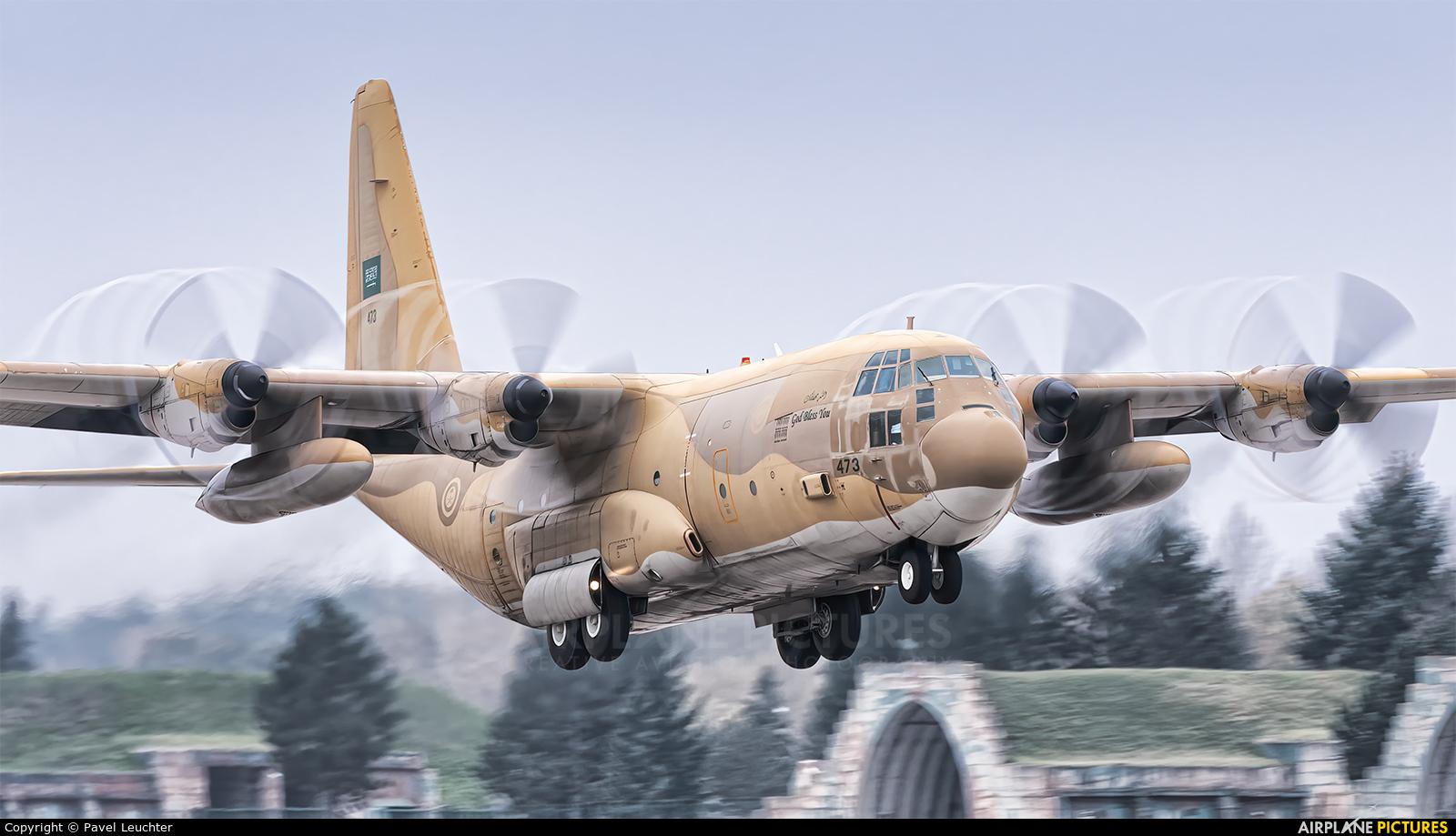 Saudi Arabia - Air Force 473 aircraft at Pardubice