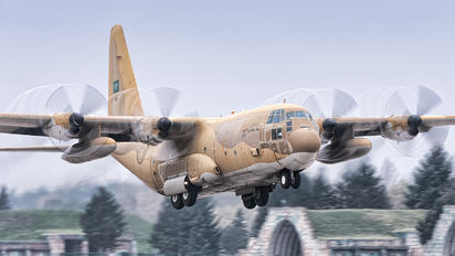 473 - Saudi Arabia - Air Force Lockheed C-130H Hercules