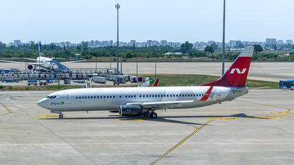 VP-BPI - Nordwind Airlines Boeing 737-800