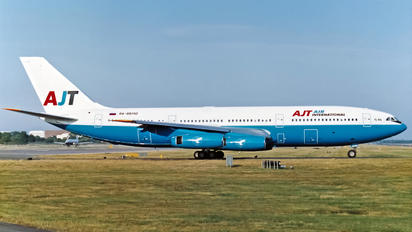 RA-86140 - AJT Air International Ilyushin Il-86