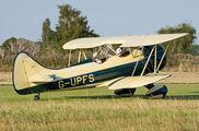 G-UPFS - Private Waco Classic Aircraft Corp UPF-7 aircraft