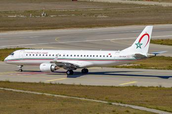 CN-RGR - Royal Air Maroc Embraer ERJ-190 (190-100)