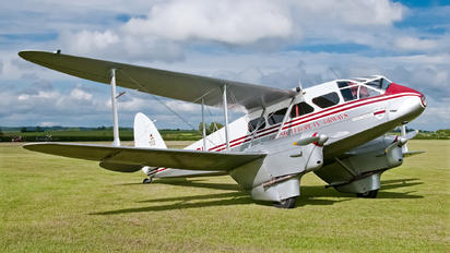 G-AGSH - Private de Havilland DH. 89 Dragon Rapide