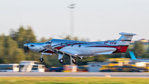SP-KKW - Private Pilatus PC-12 aircraft