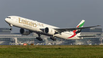 A6-EQC - Emirates Airlines Boeing 777-300ER aircraft