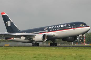 N650US - US Airways Boeing 767-200ER