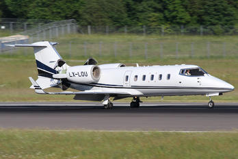 LX-LOU - Luxembourg Air Rescue Learjet 60