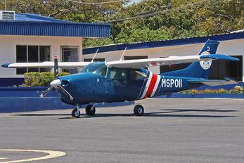 MSP011 - Costa Rica - Ministry of Public Security Cessna 210 Centurion