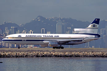 N185AT - American Trans Air Lockheed L-1011-50 TriStar