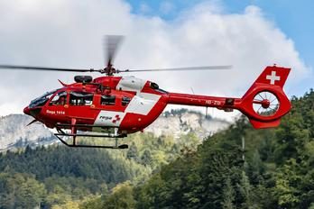 HB-ZQI - REGA Swiss Air Ambulance  Airbus Helicopters H145