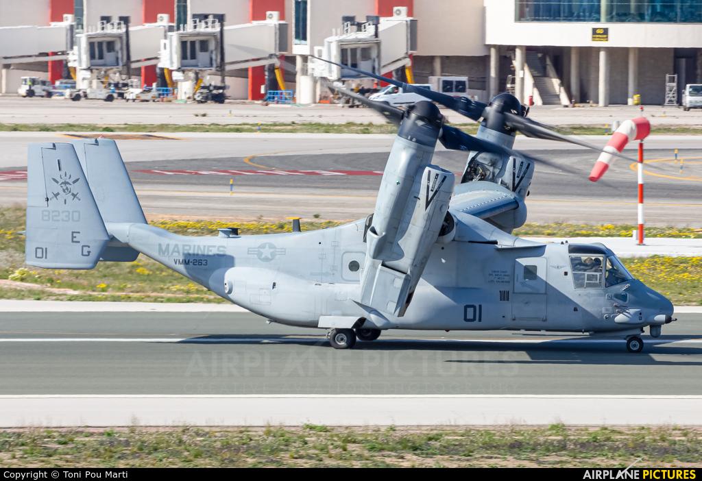 USA - Marine Corps 168230 aircraft at Palma de Mallorca
