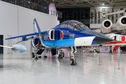19-5173 - Japan - ASDF: Blue Impulse Mitsubishi T-2 aircraft