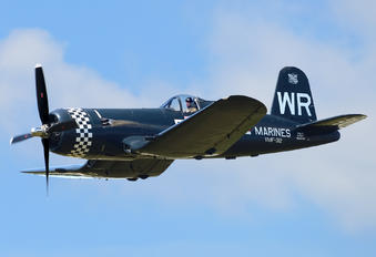 N179PT - Private Vought F4U Corsair