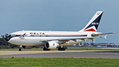 N813PA - Delta Air Lines Airbus A310