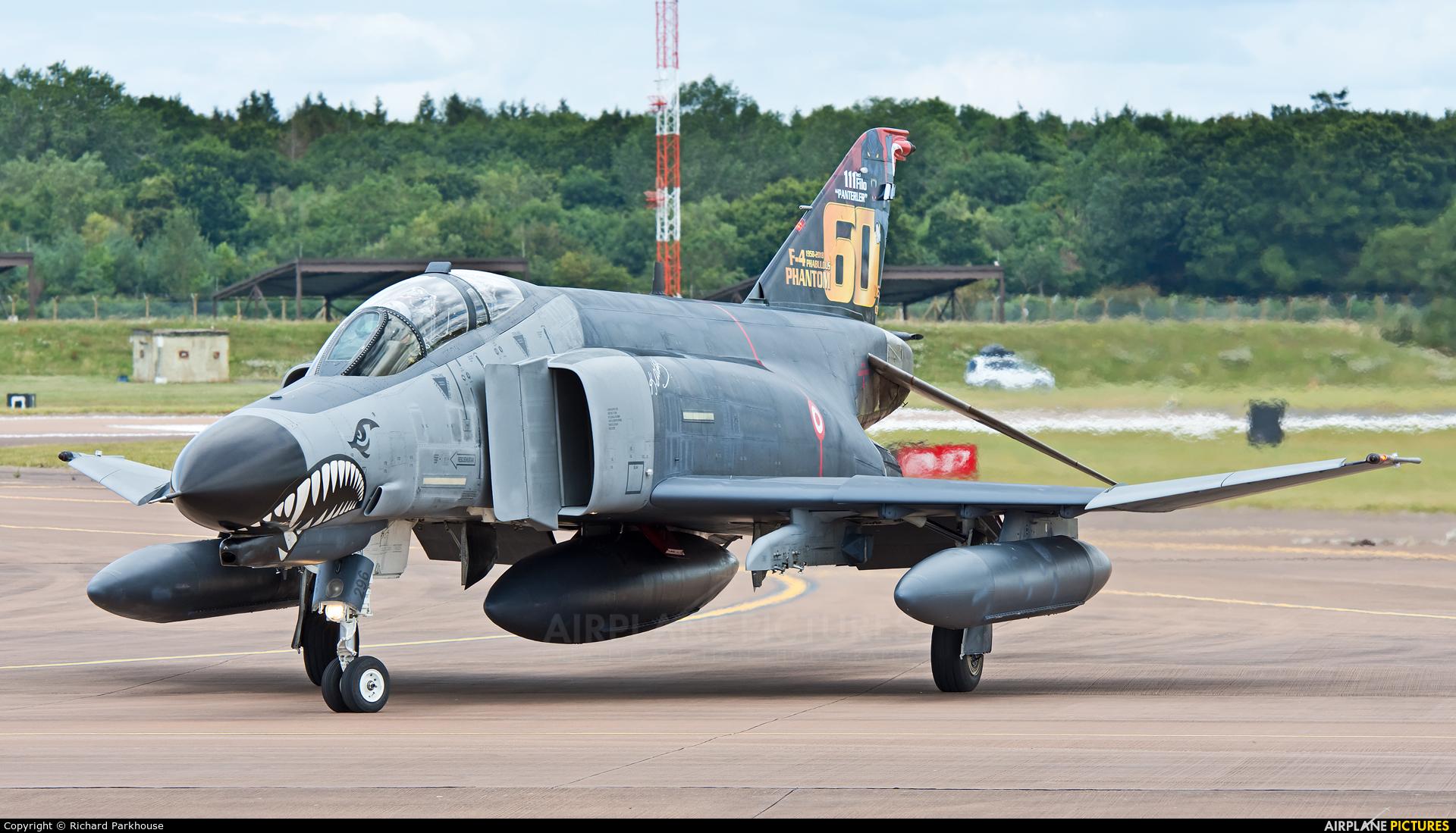Turkey - Air Force 77-0296 aircraft at Fairford