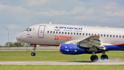 RA-89102 - Aeroflot Sukhoi Superjet 100LR
