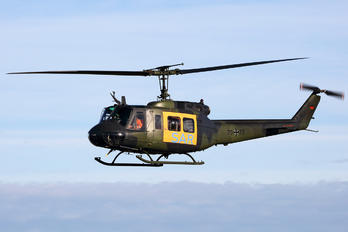 70+73 - Germany - Air Force Bell UH-1D Iroquois