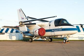 N601NA - NASA Lockheed S-3 Viking
