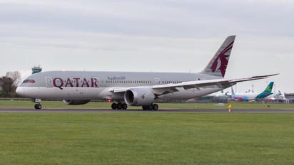 A7-BHE - Qatar Airways Boeing 787-9 Dreamliner