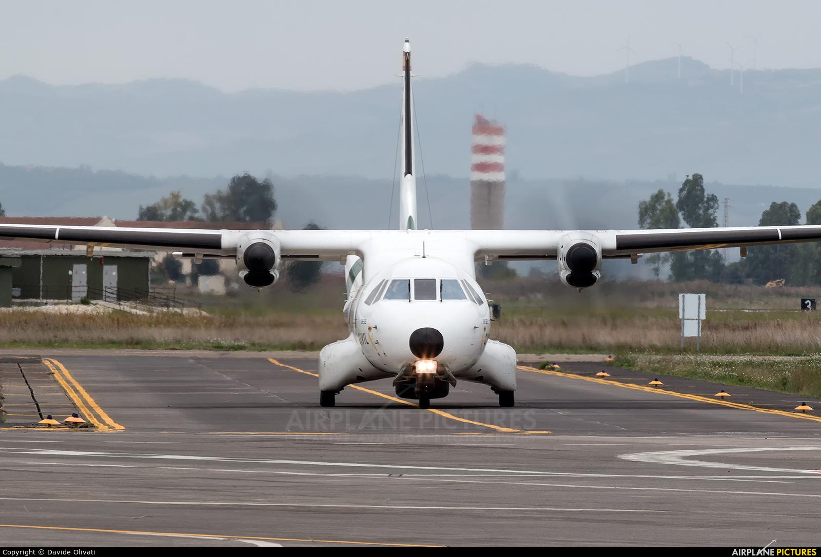 Spain - Guardia Civil T.19B-22 aircraft at Sigonella