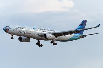 PK-GHC - Garuda Indonesia Airbus A330-300