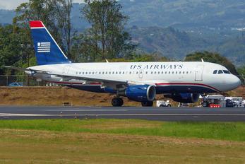N730US - US Airways Airbus A319