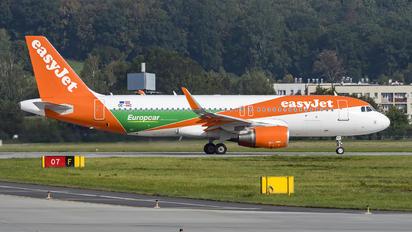 OE-IVC - easyJet Europe Airbus A320