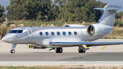 N700PR - Private Gulfstream Aerospace GVII-G600