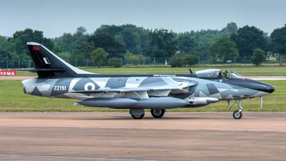 ZZ191 - Hawker Hunter Aviation Hawker Hunter F.58