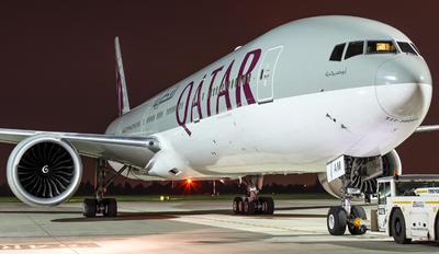 A7-BAM - Qatar Airways Boeing 777-300ER