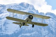 HB-RBG - Private Boeing Stearman, Kaydet (all models) aircraft