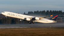 EC-NFQ - Plus Ultra Airbus A340-600 aircraft