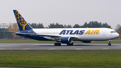 N640GT - Atlas Air Boeing 767-300ER