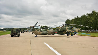 """RF-95320 - Russia - Air Force """"Berkuts"""" Mil Mi-28"""