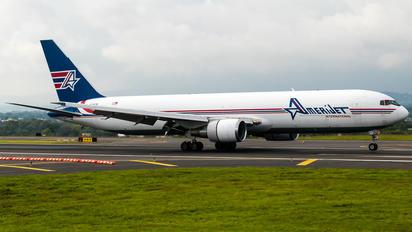 N319CM - Amerijet International Boeing 767-300F