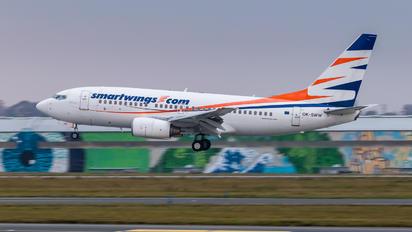 OK-SWW - SmartWings Boeing 737-700