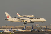 JA867J - JAL - Japan Airlines Boeing 787-9 Dreamliner aircraft