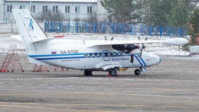 RA-67020 - KrasAvia LET L-410UVP-E20 Turbolet