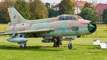 0510 - Czechoslovak - Air Force Sukhoi Su-7U aircraft