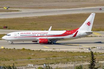 7T-VKG - Air Algerie Boeing 737-800