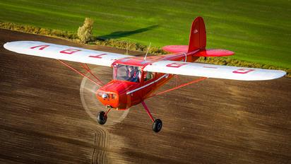 G-BTBV - Private Cessna 140