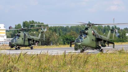 457 - Poland - Air Force Mil Mi-24D