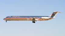 N510AM - American Airlines McDonnell Douglas MD-82 aircraft