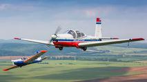 OM-MMK - Aeroklub Bratislava Orličan L-40 Meta Sokol aircraft
