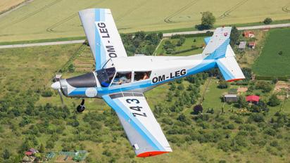 OM-LEG - Private Zlín Aircraft Z-43