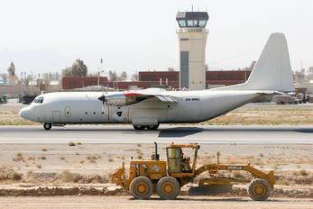 ZS-ORC - Safair Lockheed L-100 Hercules
