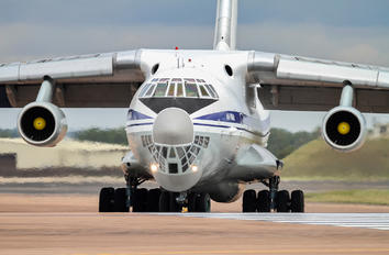 78820 - Ukraine - Air Force Ilyushin Il-76 (all models)