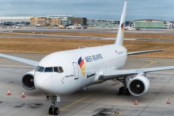 SE-RLB - West Atlantic Boeing 767-200F