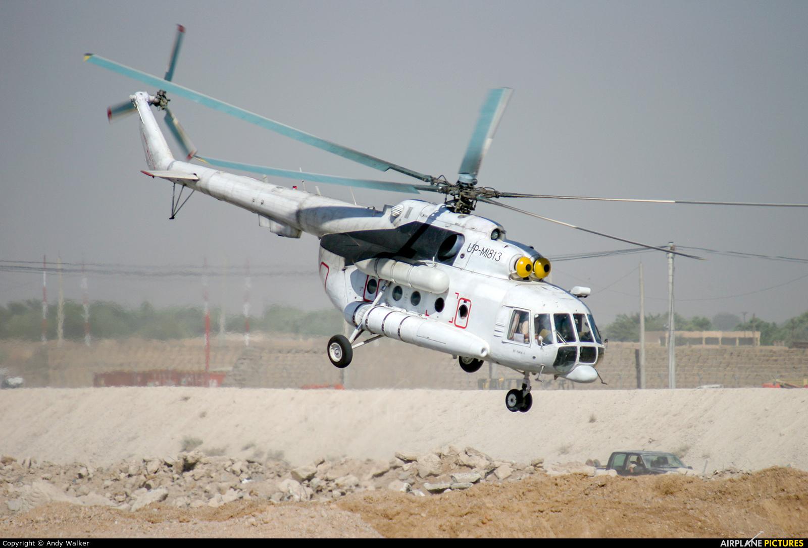 BarundaiAvia UP-MI813 aircraft at Kandahar